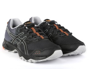 8778d71b66de Asics GEL SONOMA 3 Running Shoes Black Best Price in India | Asics ...