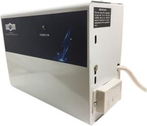 Hitachi - RYOKU (A HITACHI Product) 5kv 3yrs warranty A/C 2 Ton Voltage  Stabilizer (SMIPLEBOL)White