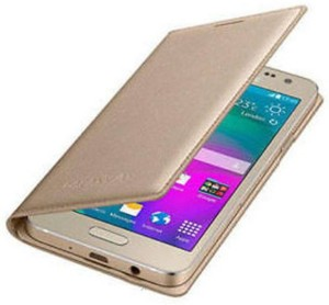 another chance fe445 0bedd XOLDA Flip Cover for SAMSUNG GALAXY J7 ProGold, Rubber, Plastic