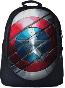 The Souled Store Avengers Captain America Shield Backpack 30 L ... 8328e1bbcba74