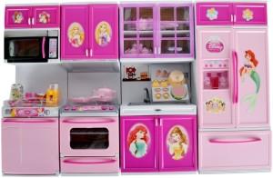 Aaryan Enterprise World Beautiful Dream House Kitchen Set For Kids