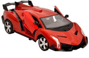 Hunger Toys Lamborghini Veneno Rc 1 22 High Simulation Rc Car Red