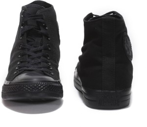 84c2232c4b18 Converse Mid Ankle Sneakers Black Best Price in India