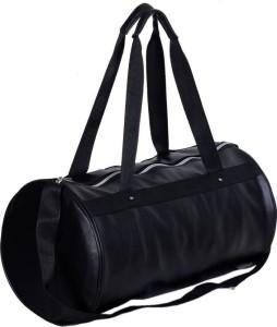 Hyper Adam Antique Leather Look Trendy Gym Bag,Travel Duffel Bag
