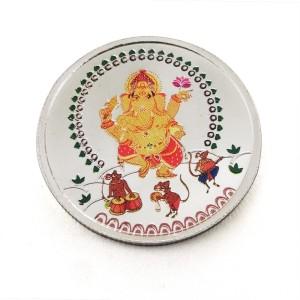 Taraash Lord Ganesha S 999 10 g Silver Coin