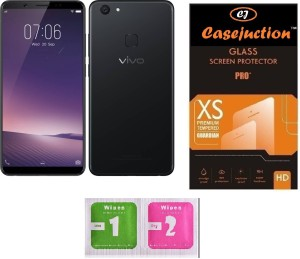 CASEJUNCTION Tempered Glass Guard for VIVO V7 PLUS