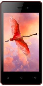 Karbonn A1 INDIAN 4G with VoLTE (Red, 8 GB)