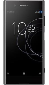 Sony Xperia XA1 Plus (Black, 32 GB)