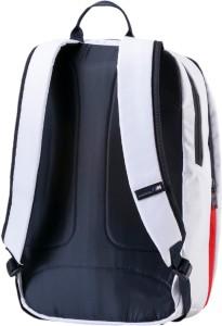 Puma BMW Motorsport 25 L Backpack White Best Price in India  7469155f0a43c