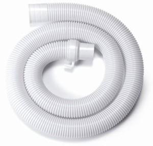 BATHENZA Washing machine outlet Drain waste water flexible pipe 1.5 mtr. Hose Pipe Washing machine outlet Drain waste water flexible pipe 1.5 mtr. Hose Pipe Hose Pipe