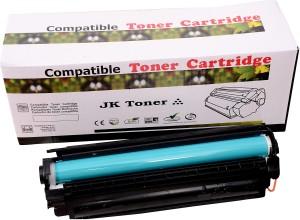 JK Toners 12A Black Toner Cartridge, Compatible for LaserJet - 1010, 1012, 1015, 1018, 1020, 1022, 1022n, 3020, 3030, 3050, 3052, 3055, M1005, M1319f Single Color Toner