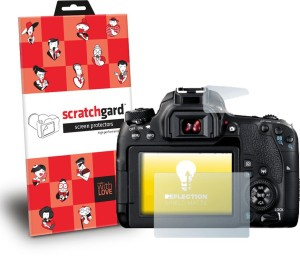 Scratchgard Screen Guard for Canon EOS 200D