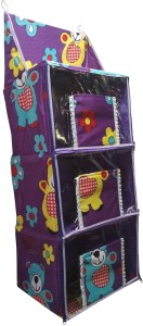 Love Baby DKBC10 Purple Fabric Cupboard