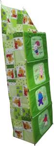 Love Baby DKBC11 Green Fabric Cupboard