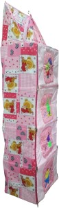 Love Baby DKBC11 Pink Fabric Cupboard