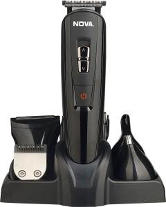 Nova All in one 100 % waterproof NG 1151 corded n cordless Grooming Kit For Men