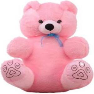 GN Enterprises 3 Feet Pink Teddy Bear  - 77 cm