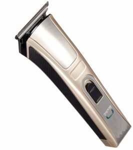Wonder World ® KM-5017 Wet or Dry Shave with Precision Ground Trimmer Blade Cordless Trimmer