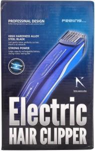 Wonder World ® KM-2013 Men Rechargeable Hair Trimmer Clipper Electric Shaver Razor Beard shaving Cutting Machine EU plug haircut hair remover Cordless Trimmer