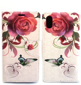 Fashion Flip Cover for Apple iPhone X/10