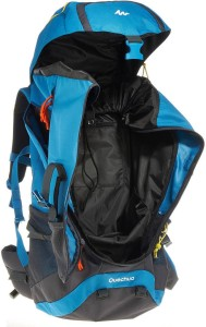 881752018 Quechua Forclaz 60 L Backpack Blue Best Price in India