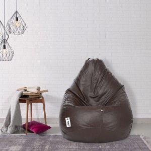 Flipkart SmartBuy XL Bean Bag Cover  (Without Beans)