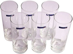 LUMINARC Glass Set ( 330 ml Clear Pack of 6 )