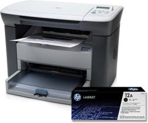 HP HP Laser Jet 1005 Multi-function Printer