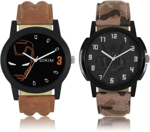 LEGENDDEAL New LR03-04 Exclsive Best Stylish Combo Watch  - For Boys