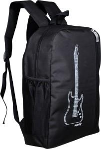LAPAYA-M MN-LAPAYA-M-BG23BLACK-SCHOOL BAG Waterproof School Bag