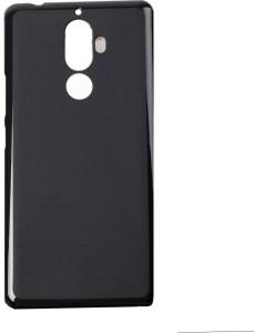 size 40 d0238 9de59 Tarkan Back Cover for Lenovo K8 NoteMatte Black, Rubber, Silicon