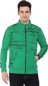 Shaun Full Sleeve Printed Men Sweatshirt