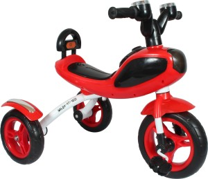 Ez' Playmates FUTURISTIC WILDY FUN TRICYCLE - RED Tricycle