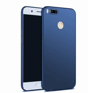 competitive price dc144 378a7 ROZEC Back Cover for Xiaomi Mi A4BLUE, Plastic