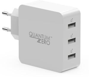 QuantumZERO QZ WC18 Mobile Charger White