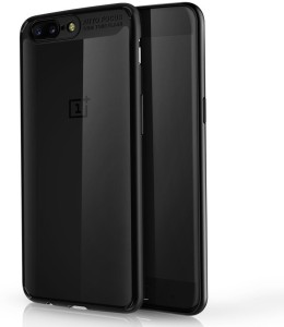 competitive price a5b1a d98f8 KAYZZ Back Cover for OnePlus 5 / One Plus5 / 1+5 / One Plus 5transparent,  Plastic