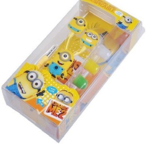 Kresto Despicable Me Stuart | Minions - Earphones With 3.5 Mm Universal Jack Headset with Mic