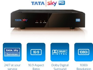 Tata Sky Hd Box With 1 Month Ultra Pack Best Price In India Tata