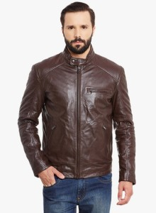 HICLASS Full Sleeve Solid Men's Jacket