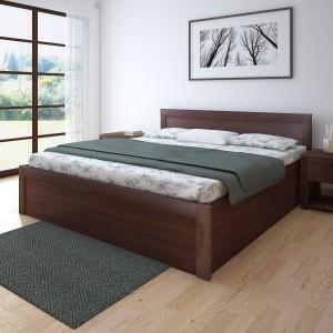 HomeTown Dazzle Engineered Wood Queen Bed With Storage