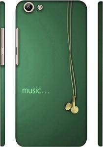 Casotec Back Cover for Vivo Y69