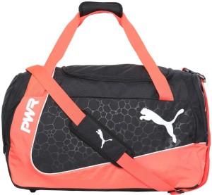 f725133c4d Puma evoPOWER Medium Bag Travel Duffel Bag ( Red )