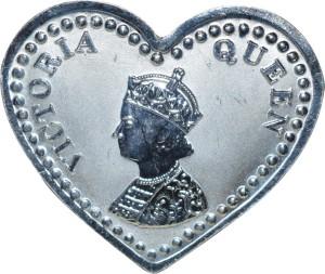 Kataria Jewellers Victoria Queen S 999 10 g Silver Bar
