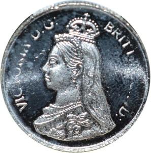 Kataria Jewellers Victoria Queen S 999 5 g Silver Coin