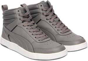 68e798e4444adb Puma Puma Rebound Street v2 L Sneakers Grey Best Price in India ...
