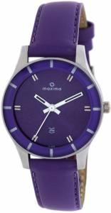 Maxima 41280LMLI Watch  - For Women