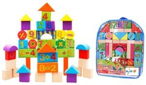 Wishkey Digital Building Block Set For Kids