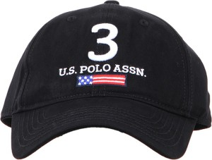 U S Polo Assn Solid Round Cap Best Price in India  b00b1c95a83