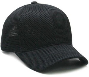 0a3602a5658 GVC Solid Breathable Mesh Sports Cap