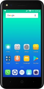 Micromax Bharat 3 (Black, 8 GB)